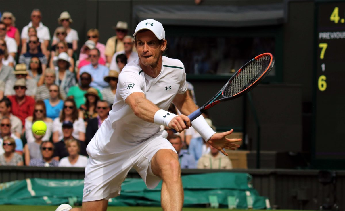 Wimbledon: Andy Murray storms into quarters after win over Benoit Paire