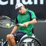 Nottingham   Lapthorne on track for British Open double