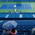 Cincinnati | Rain halts mens play