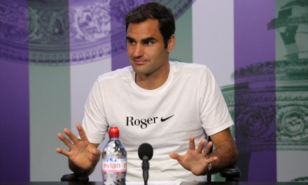 New York | Federer Unimpressed