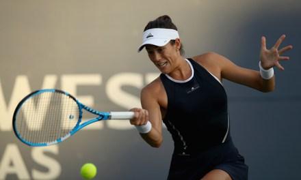 Stanford | Muguruza cruises, Sharapova withdraws