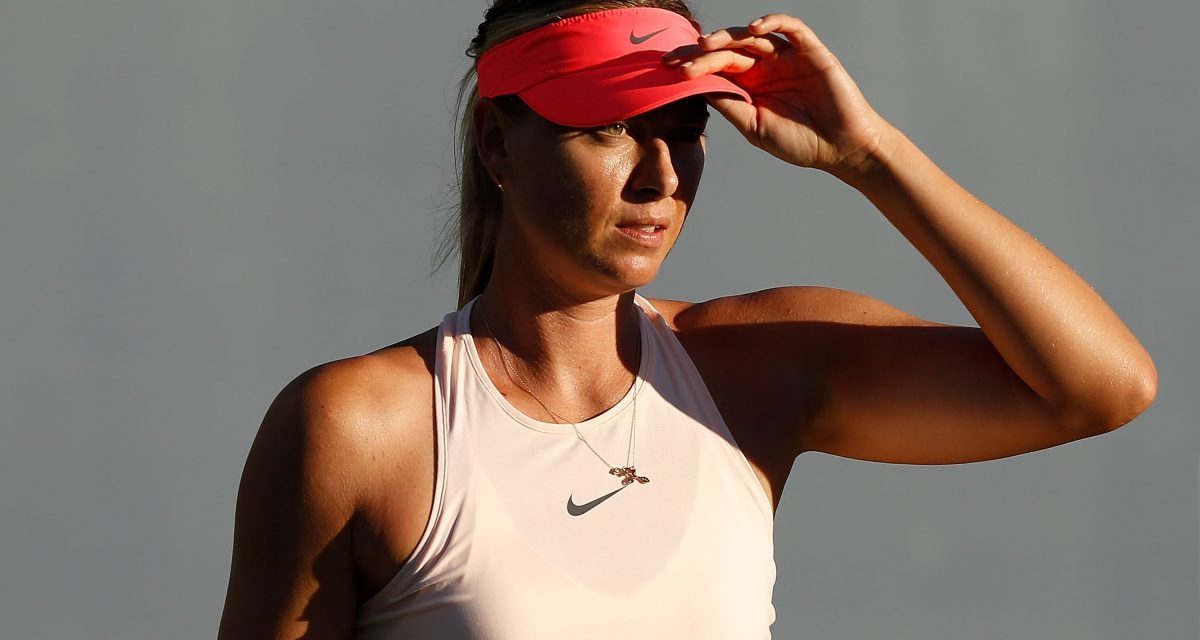 New York | Sharapova gets her wish