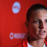 Toronto | Pliskova wins her first match as No1