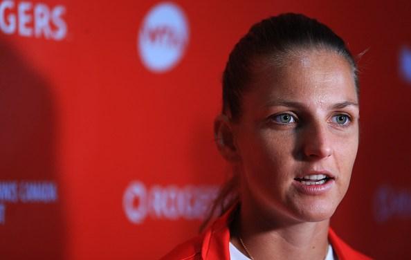 Toronto | Pliskova wins her first match as No1