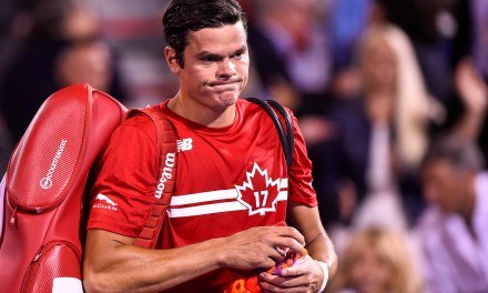 US Open | Milos Raonic withdraws because of wrist injury