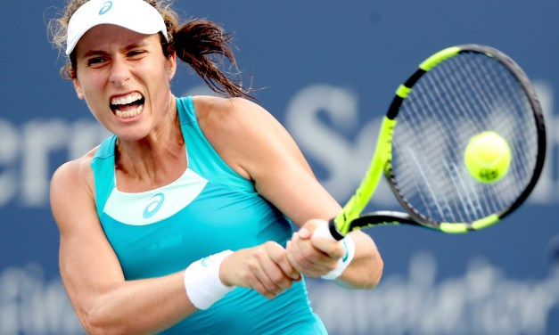 Cincinnati | Konta through to quarter-finals