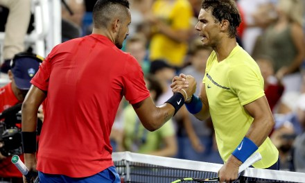 Cincinnati | Kyrgios blasts past Nadal