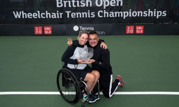 Nottingham   Lucy Shuker wins British Open Mixed Doubles title