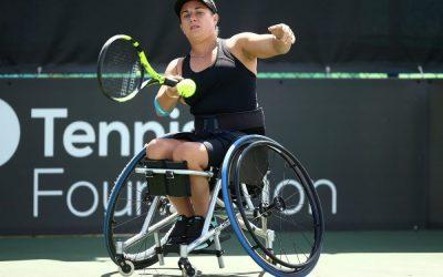 Nottingham   Brits make quarter-finals at British Open Wheelchair Championships