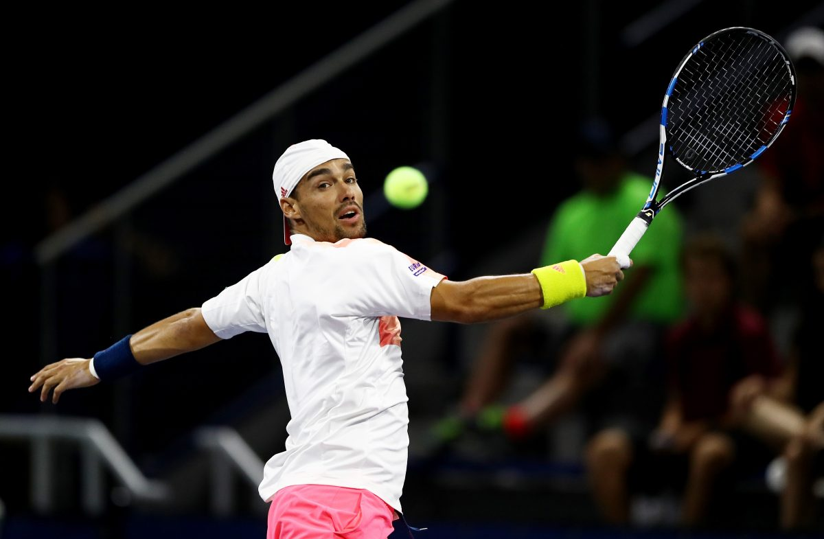 US Open Day 6 | Fognini is banned