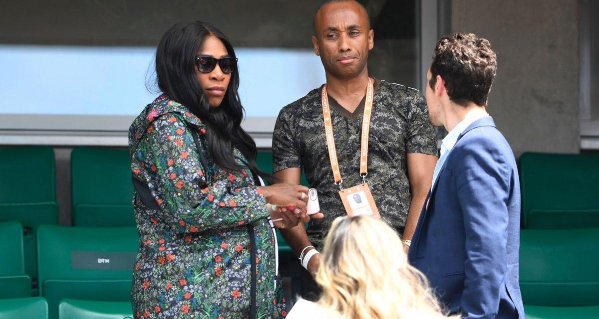 West Palm Beach, Florida | Serena giving birth