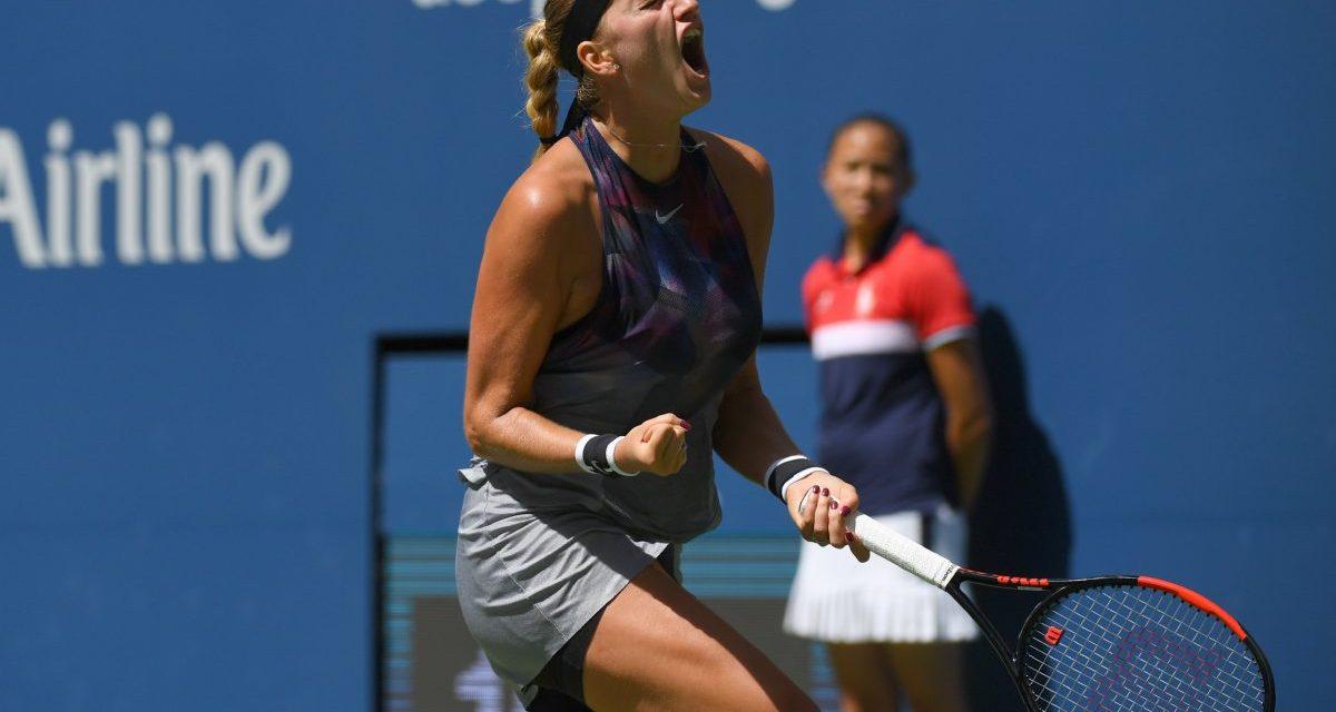 US Open Day 5 | Kvitova cruises into round four