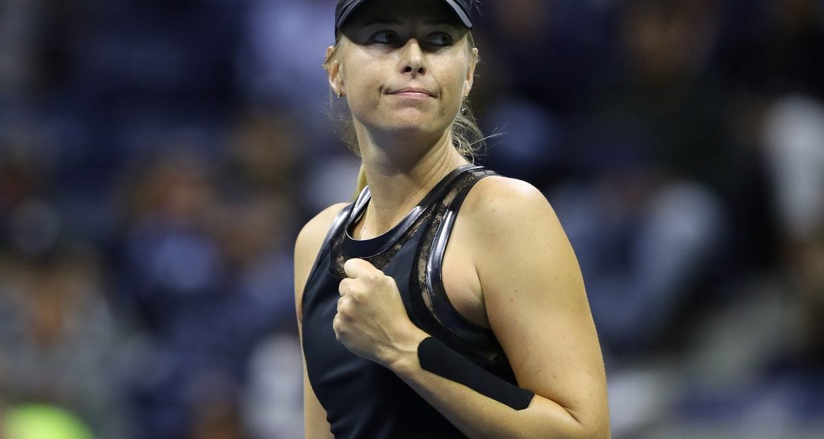 US Open Day 5 | Sharapova swats away snipes and Kenin