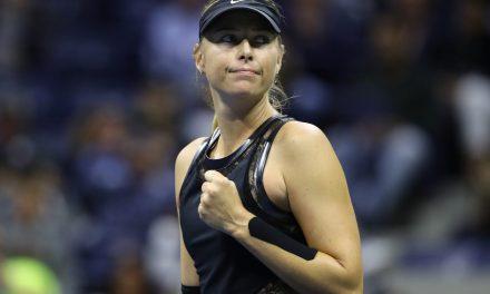 US Open Day 5 | Sharapova swats away snipes and Kenin