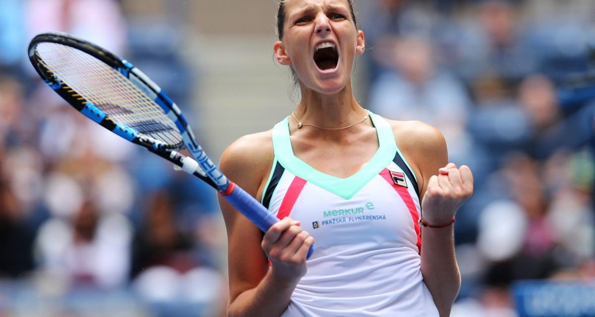 US Open Day 6 | Pliskova survives Zhang scare