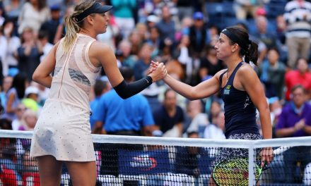 US Open Day 7 | Sevastova sends Sharapova packing