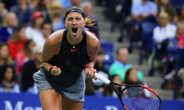 US Open Day 7 | Kvitova stuns Muguruza