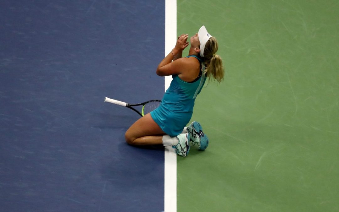 US Open Day 10   CoCo shocks Pliskova and is third American in semis