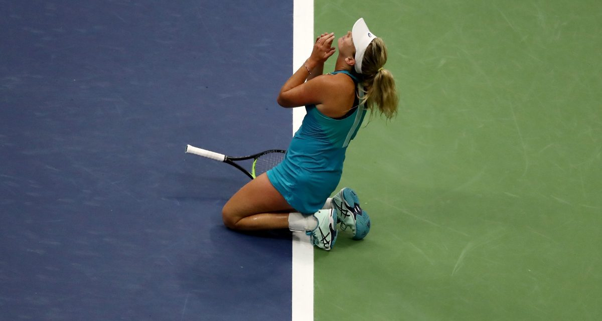 US Open Day 10 | CoCo shocks Pliskova and is third American in semis