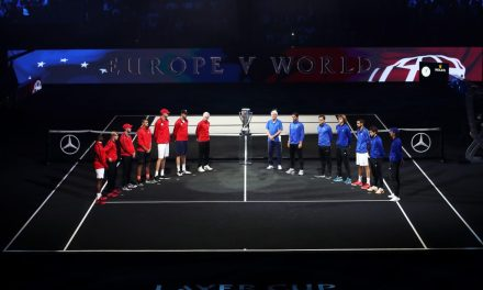Laver Cup  | Controversial competition opens in Prague