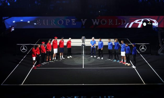 Prague | Controversial Laver Cup opens in Prague