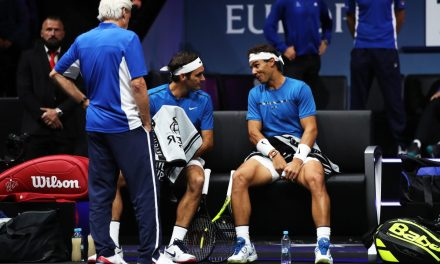 Laver Cup   Kyrgios claws back a World win as 'Fedal' land the doubles for Europe