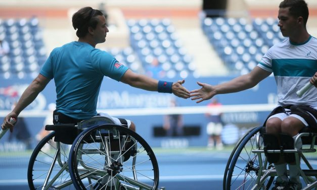 US Open Day 11 | Hewett and Reid make history on Arthur Ashe