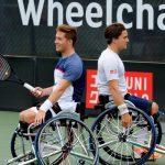 US Open Day 12: Reid and Hewett set up an all-Brit semi-final showdown