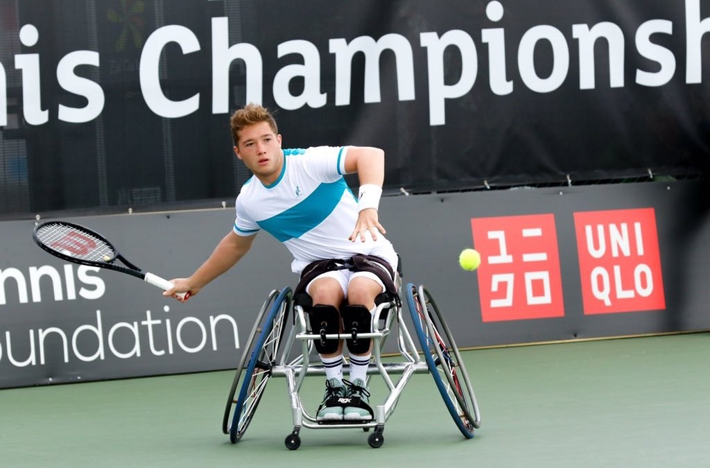 St Louis | Hewett sets up another meeting with the World No.1