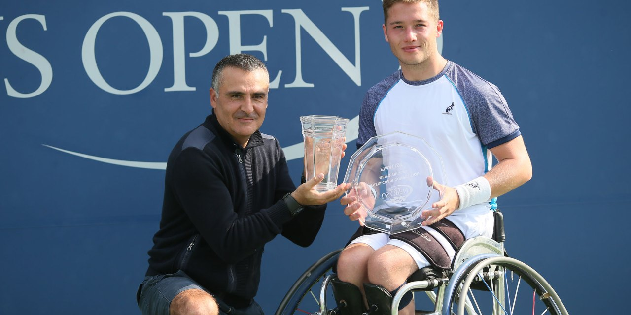 US Open Day 14   Houdet, Kamiji and Wagner crowned champions