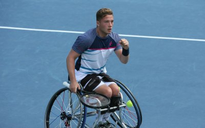 US Open Day 14   Can Alfie Hewett lift his second Grand Slam singles title?