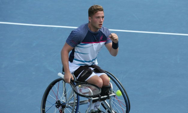 US Open Day 14 | Can Alfie Hewett lift his second Grand Slam singles title?
