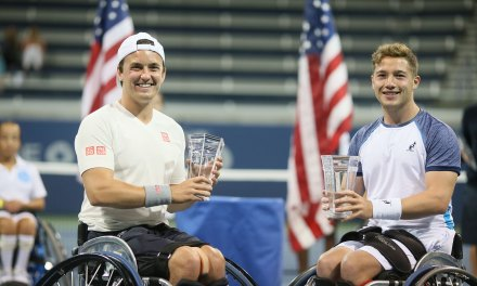 US Open Day 13 | Hewett and Reid, the doubles dream team triumph again