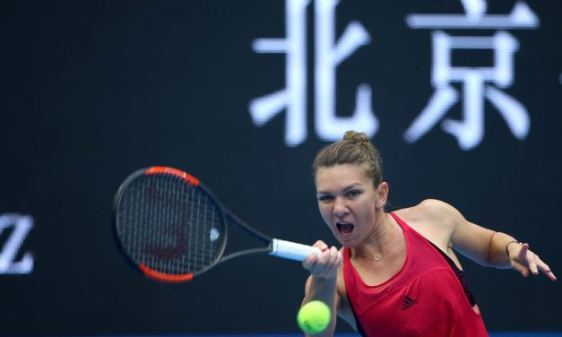 Beijing Open | Halep trounces Sharapova