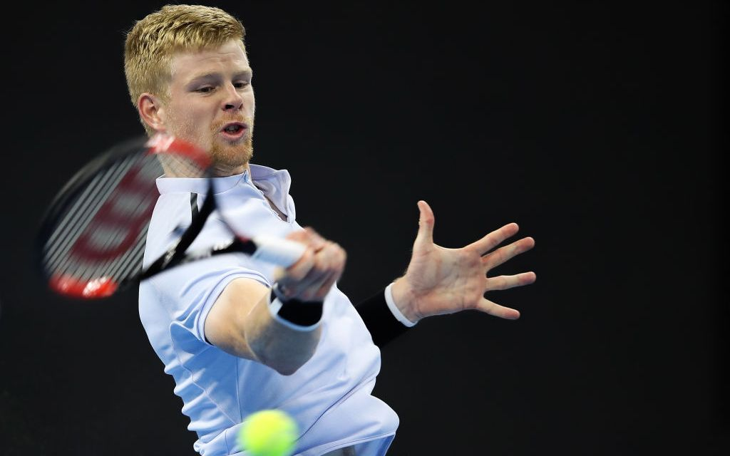 Vienna | Edmund survives into last eight