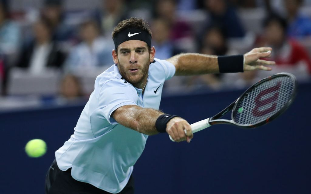 Basel | Del Potro clears first hurdle