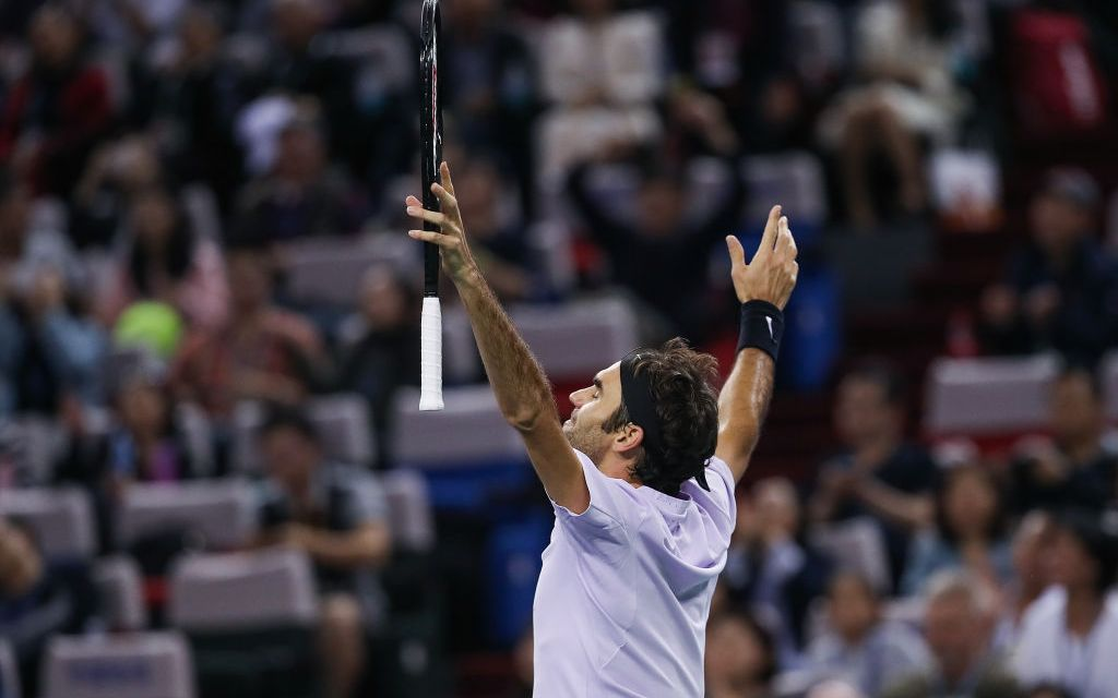 Basel | Federer wins and then pulls out of Paris