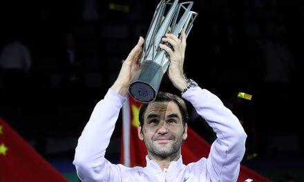 Shanghai Masters | Federer downs Nadal