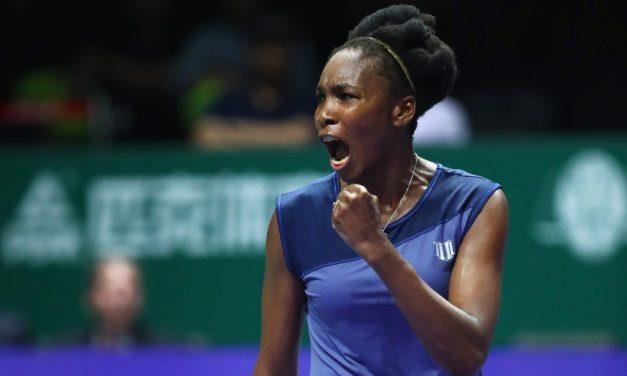Singapore | Venus rises to the occasion – Pliskova trounces Muguruza