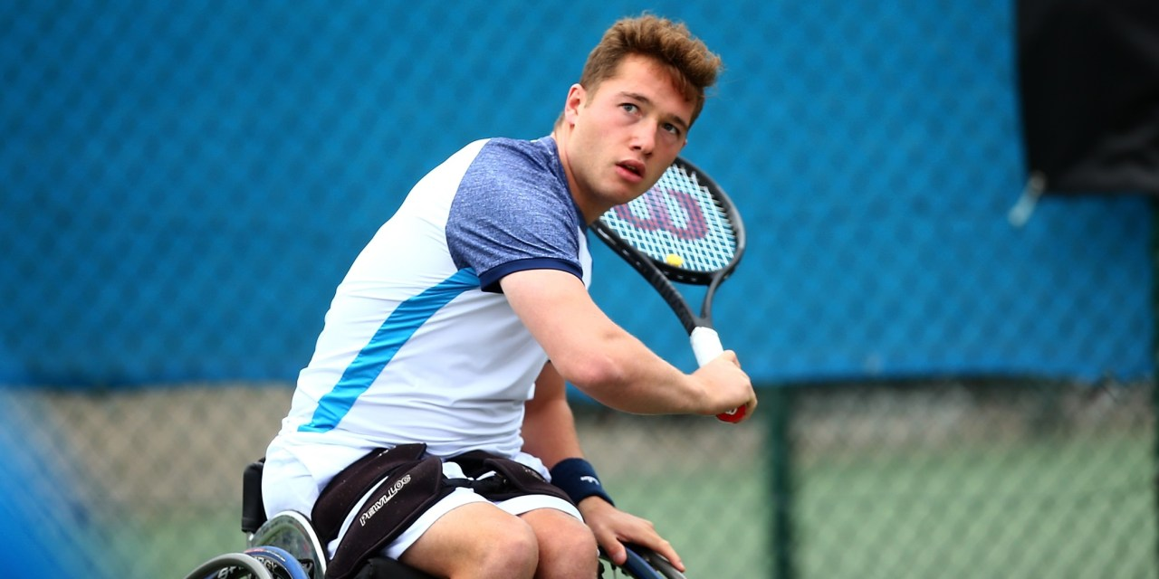 Bath | How Alfie Hewett just keeps raising his game