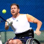 Bath: Quality tennis on display in the quads division