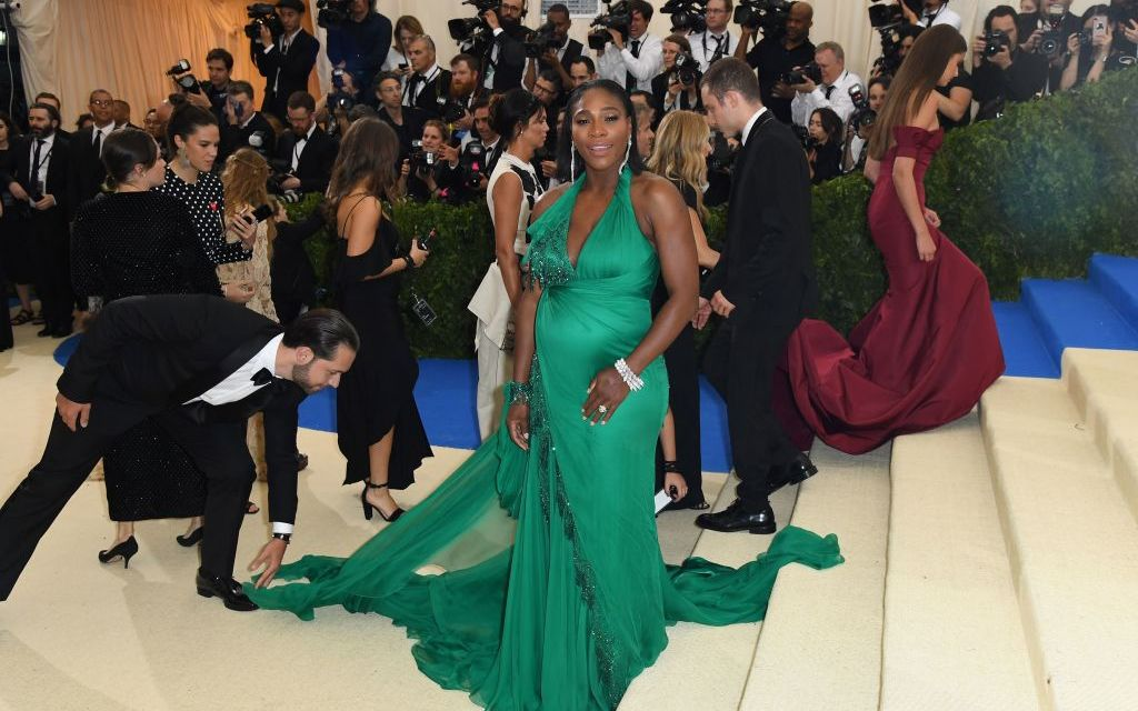 New Orleans   Serena to tie the knot today