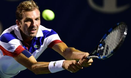 Paris | Benneteau keeps French hopes alive