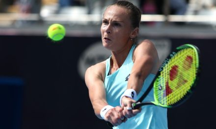 Zuhai | Rybarikova topples top seeded Mladenovic