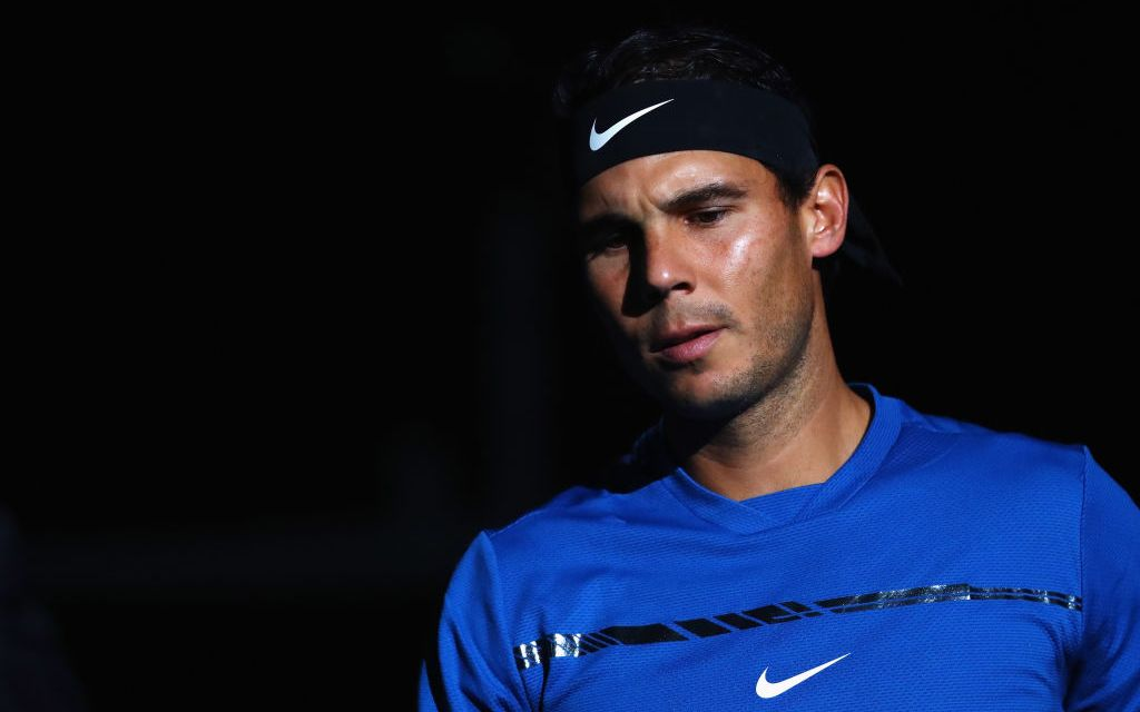 Paris | Nadal pulls out