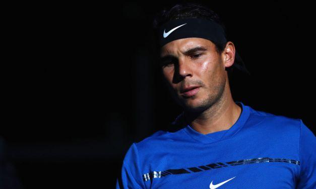 Paris | Nadal pulls out