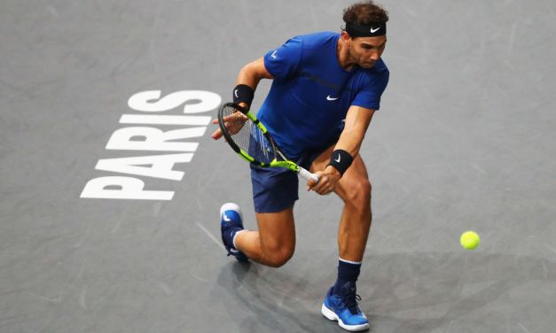 Paris| Nadal remains on track