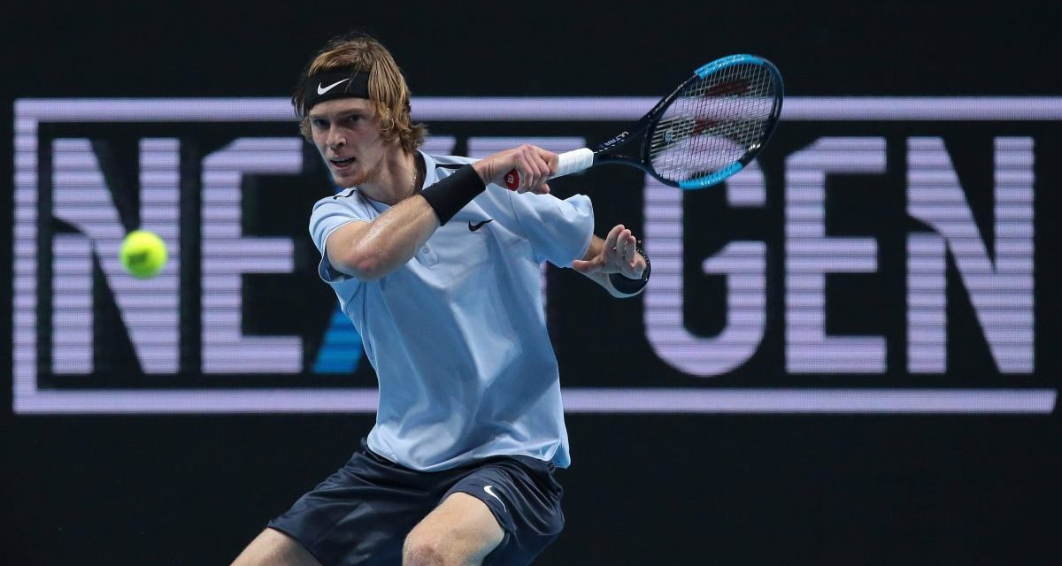 Milan | Rublev recovers to win Next Gen opener