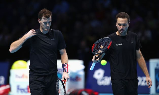 London | Jamie Murray loses O2 opener