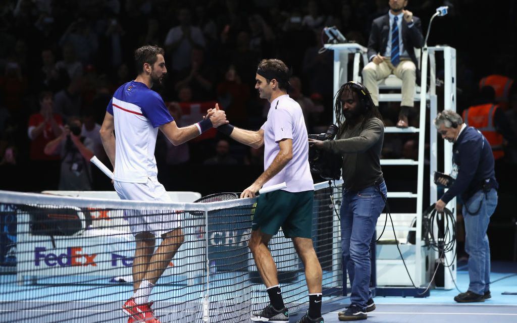 London | Federer makes a clean sweep of his matches